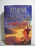 Sanderson, Brandon WAY OF KINGS Signed US HCDJ 1st/1st NF - TOR - 01/01/2001
