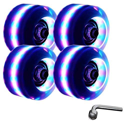 LED Light Up Roller Skate Wheels
