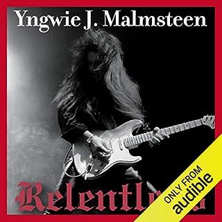 Relentless audiobook cover art