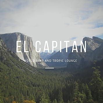 El Capitan - World Beat And Tropic Lounge