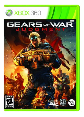 Gears of War Judgment (Street 3/19)