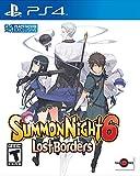 Summon Night 6: Lost Borders - PlayStation 4 Ist Edition