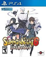 Summon Night 6: Lost Borders - PlayStation 4 Ist Edition (輸入版)