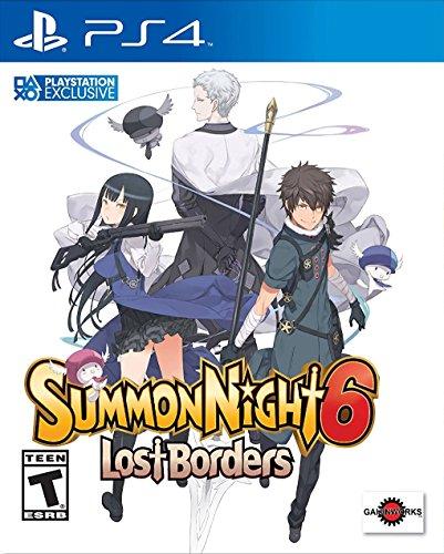Summon Night 6: Lost Borders - PlayStation 4