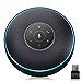 Bluetooth Speakerphone - eMeet Conference Speaker for 5-8 People Business Conference Phone 360º Voice Pickup 4 AI Microphone Self-Adaptive Conference Call Speaker Skype USB Speakerphone (Renewed)