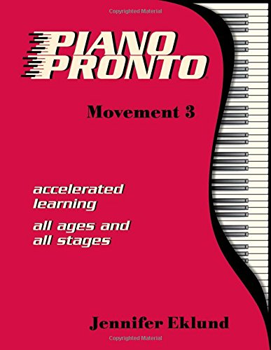 Piano Pronto - Movement 3