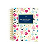Emily Ley Paper 2018 Calendar Daily Simplified Planner - Fancy Floral