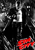 SIN CITY – Imported Movie Wall Poster Print – 30CM X
