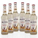 Monin Sirup Rohrzucker 6 x 0,7l