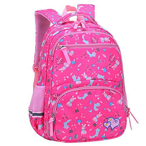 Rugzak voor meisjes – schattige schoolrugzak meisjes schooltassen – lichtgewicht waterbestendig schoolboekentas