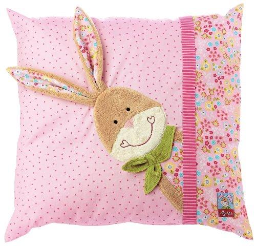 sigikid 40116 - Bungee Bunny Kissen