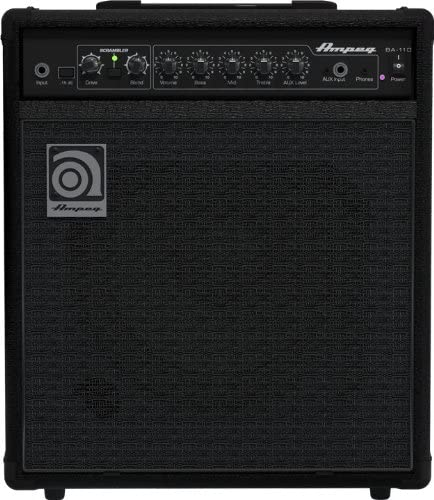 Ampeg BA110V2 BA-110V2 40W San Jose Mall Bass Quality inspection Combo Amplifier 10