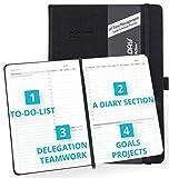 Planificador semanal y mensual 2020-2021 por día de acción – Diseño de diseño todo en...