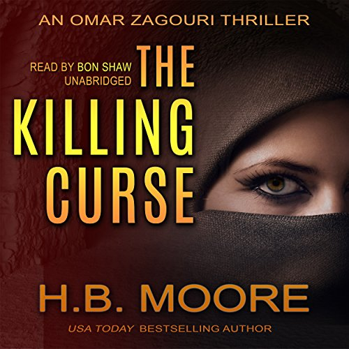 The Killing Curse audiobook cover art