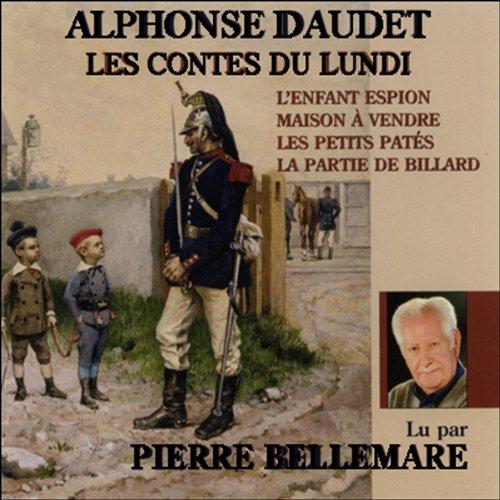 Les Contes du lundi audiobook cover art