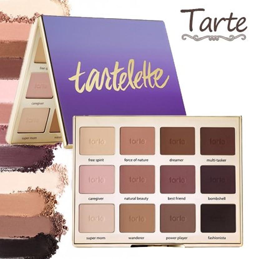 力学炭水化物取り消すタルト Tarte Tartelette Amazonian clay matte palette アイシャドウ パレット 12色 【並行輸入品】