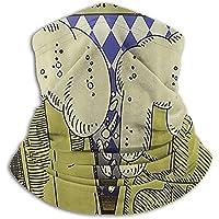 Série et multifonctions: Les produits peuvent être portés comme: masque, serre-tête, serre-tête, bandeau, serre-tête, bandeau, serre-tête, brassard, ceinture, bandana, foulard, foulard, chapeau et plus (12 en 1). Taille: Longueur X Largeur (Plat)=3...