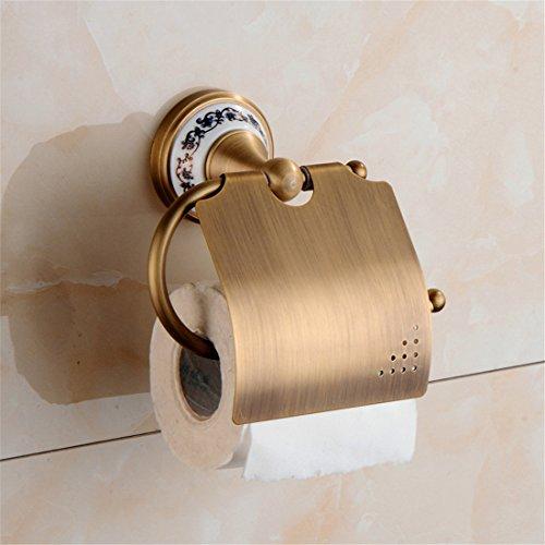 D&D-Bathroom Accessories Accesorios de Baño Set/montado en Pared/Todo el Cobre de Estilo...