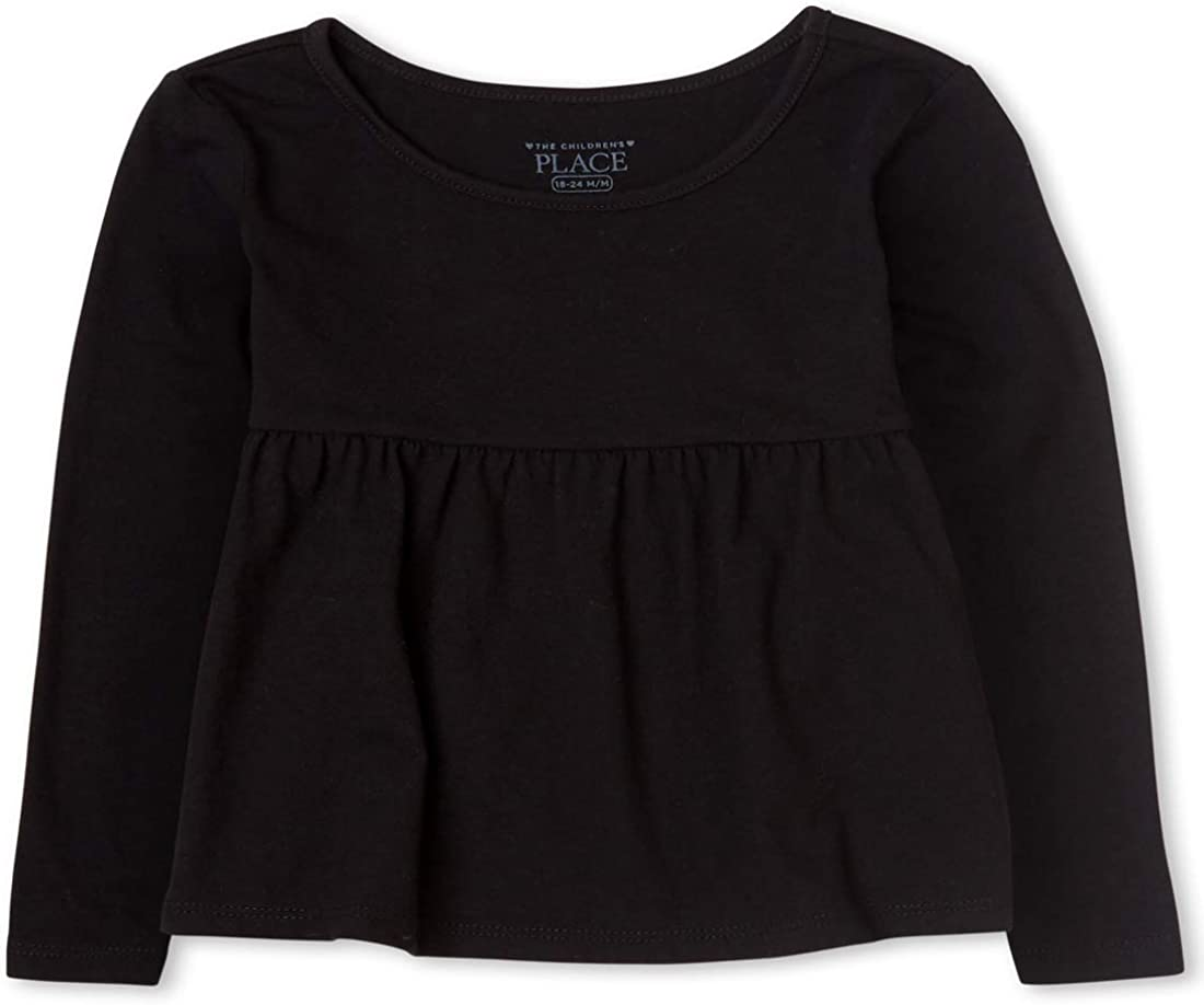 The Children's Place Girls' Baby and Toddler Tunic Top