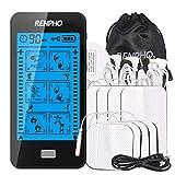 RENPHO Électrostimulateur TENS Anti-Douleur et électrostimulation Musculaire EMS -...