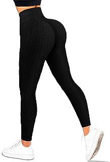 Joyce Leggins Tiktok con Bolsa para Celular | Pants Push Up Deportivos de Yoga con Pocket | Levanta Gluteos | Legins Levan...