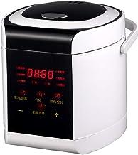 Programmable Rice Cooker Digital Mini Steamer 2 Liter Low Removal Sugar Multi Stew Smart Grain Maker Health Stainless Stee...