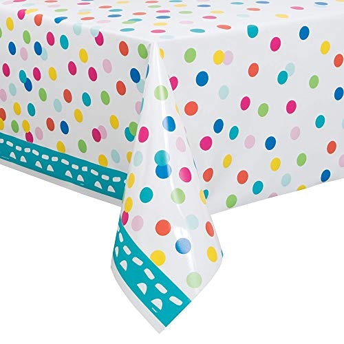 Unique Party Supplies Party 49603 Table Cover, Multi
