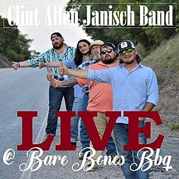 LIVE at Bare Bones BBQ
