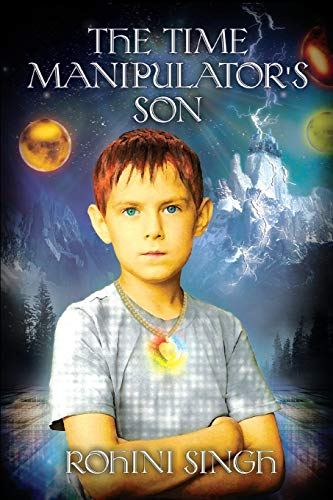 Book: The Time Manipulator's Son by Rohini Singh