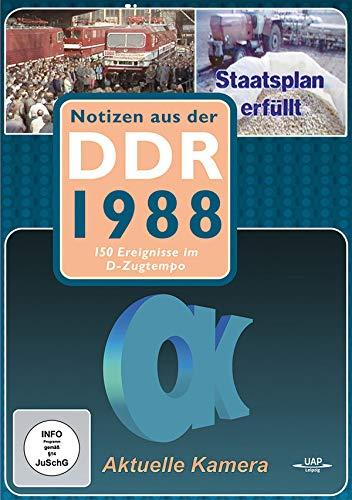 Jahresrückblick 1988