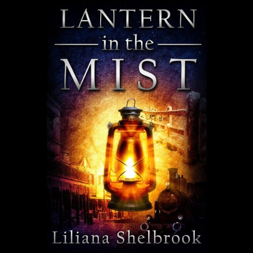 Lantern in the Mist audiobook cover art