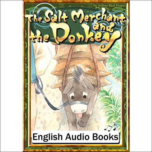 『The Salt Merchant and the Donkey(塩をはこぶロバ・英語版)』のカバーアート