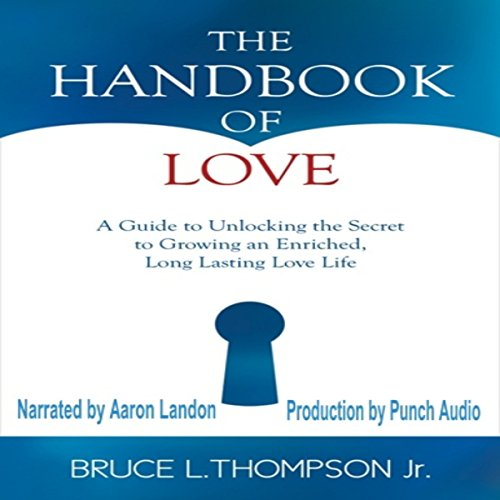 The Handbook of Love audiobook cover art