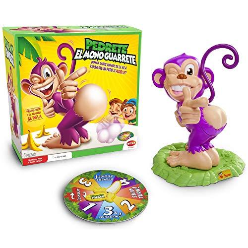 Juegos Bizak Pedrete el Mono Guarrete (BIZAK 62468742)