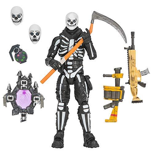 """Fortnite Legendary Series 6"""" Figure Pack, Skull Trooper"""