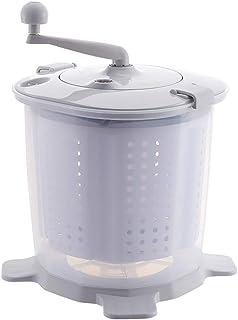 Lavadora portátil a mano, mini lavadora manual y secadora de centrifugado, no eléctrica, compacta, máquina de lavandería, ...