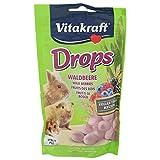 VITAKRAFT Drops snack para roedores con frutos del bosque bolsa 75 gr