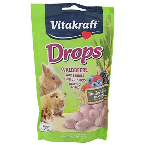 Vitakraft Drops Lapin & Rongeur - Fruits des Bois
