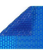 INTERNATIONAL COVER POOL Cobertor térmico para Piscina Geobubble 2x4 Metros con Refuerzo en los Extremos 500 micras Espesor Piscinas