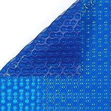 INTERNATIONAL COVER POOL Cobertor térmico para Piscina Geobubble 6x8 Metros Sin Refuerzo 500 micras Espesor Piscinas