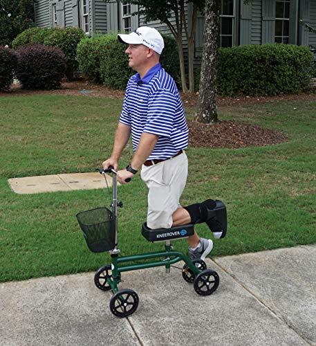KneeRover Steerable Knee Scooter