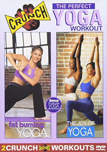Crunch - The Perfect Yoga Workout: The Joy of Yoga & Fat-Burning Yoga