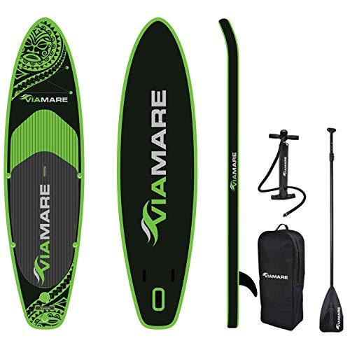 VIAMARE SUP Board Set 330 S SunGod