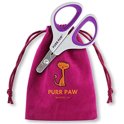 Tagliaunghie Gatto – Forbici Professionali per Unghie di Gatti, Cani e Piccoli Animali