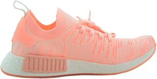 adidas Originals Women's NMD_R1 Pink/Clear Orange/Clear Orange/Cloud White 9 B US B (M)