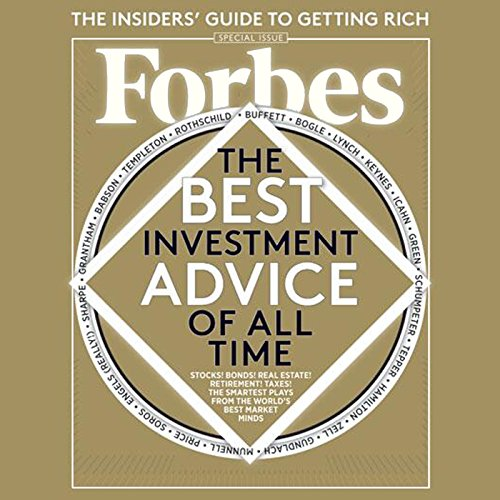 Forbes, June 23, 2014 audiobook cover art