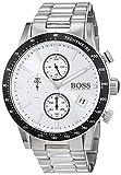 Hugo Boss Homme Chronographe Quartz Montres bracelet avec bracelet en Acier...