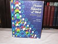 Human Behavior at Work: Organizational Behavior (MCGRAW HILL SERIES IN MANAGEMENT)
