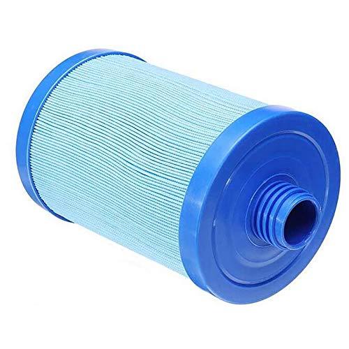 LZH SPORT 2 Pcs Spa Bassin Cartouches Filtrantes 200Mmx150mm Jacuzzi Filtre,Blue
