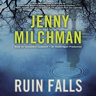 Ruin Falls audiobook cover art